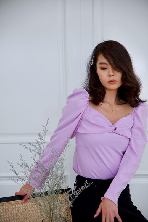 Lady Top Lavender