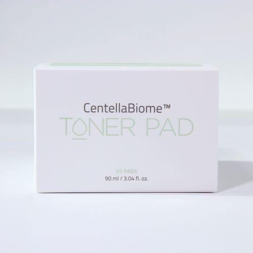 CentellaBiome Toner Pad