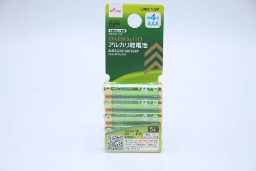 Баттерей Alkaline Battery  LRO3-5ш