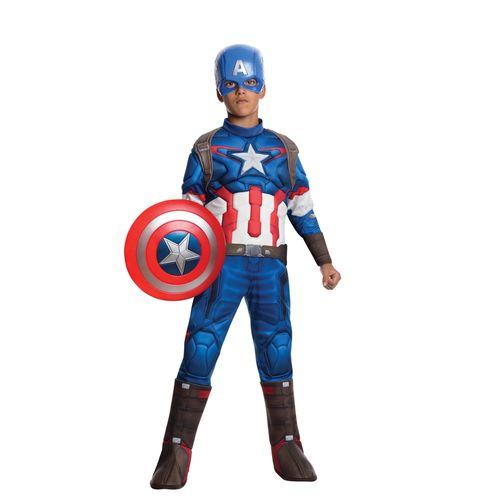 Багт наадам - Captain america иж бүрэн хувцас