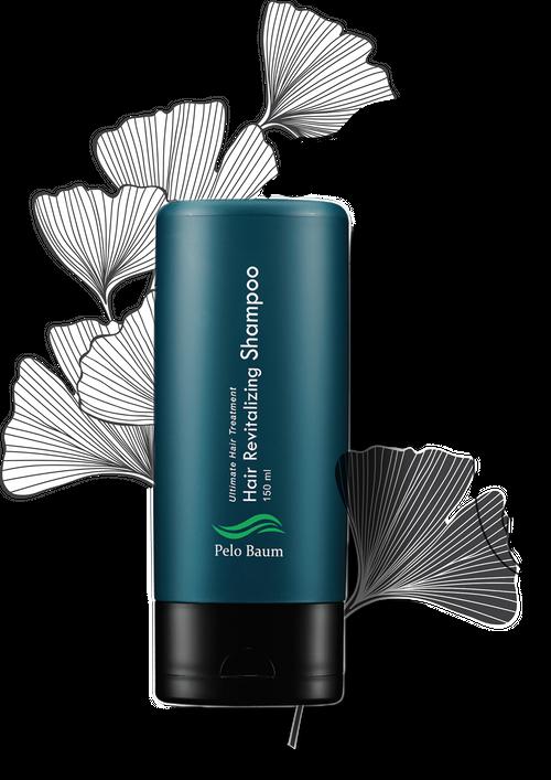 Pelo baum - Hair Revitalizing Shampoo 150ml - Үс нөхөн сэргээх шампунь