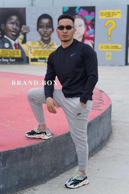 Nike O zahtai har tsamts