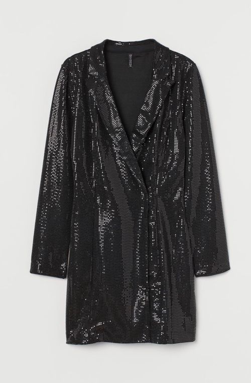 H&M dress balzer/хар/