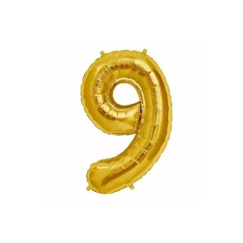 Төрсөн өдрийн чимэглэл - 9 тоо