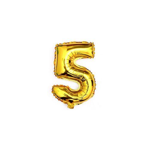 Төрсөн өдрийн чимэглэл - 5 тоо