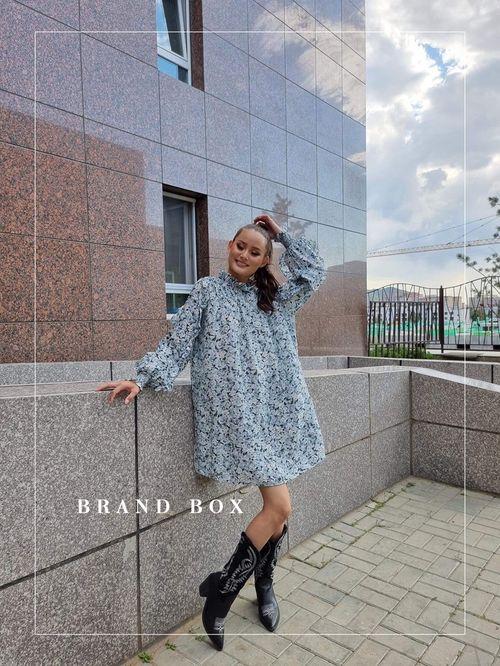 H&M 2 өнгө цэцэгтэй dress
