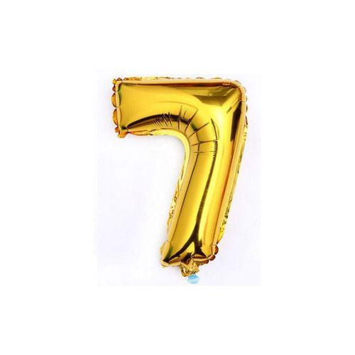 Төрсөн өдрийн чимэглэл - 7 тоо