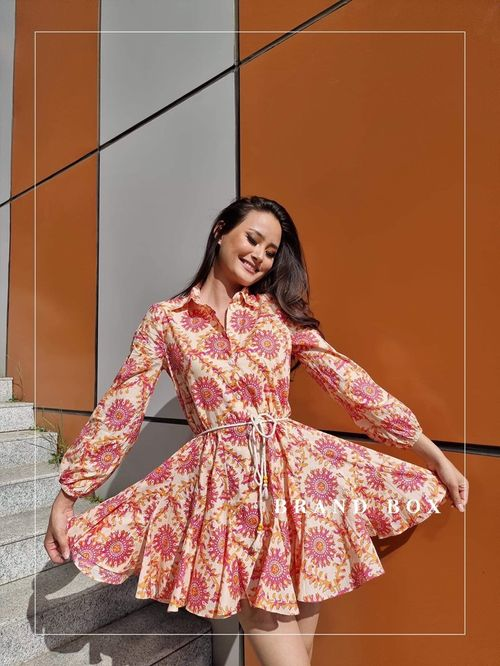 ZARA 9100147 dress