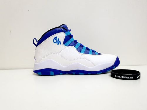AIR JORDAN 10 RETRO  GS CHARLOTTE