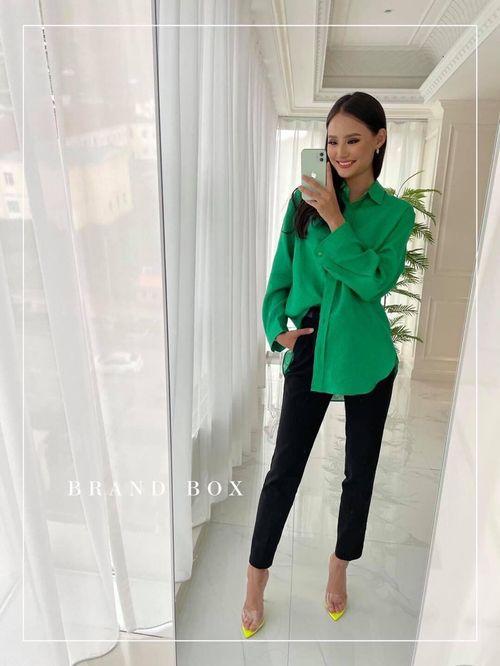 Zara ногоон срочка
