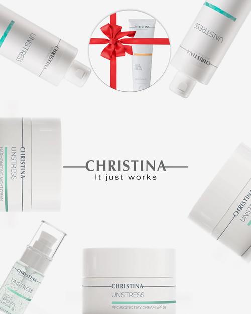Christina Unstress Set