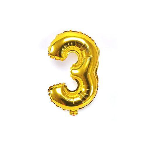 Төрсөн өдрийн чимэглэл - 3 тоо