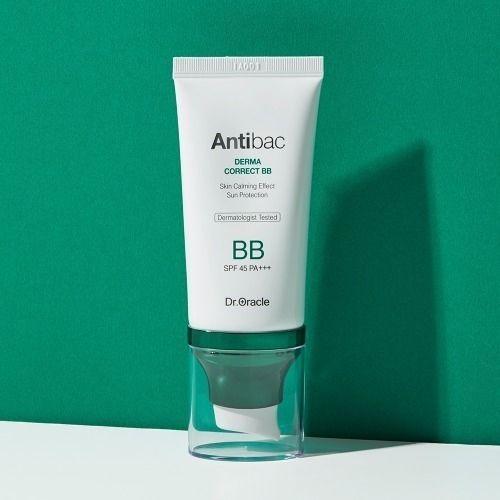 Antibac Derma Correct BB SPF45 PA+++ 40ml
