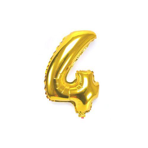 Төрсөн өдрийн чимэглэл - 4 тоо