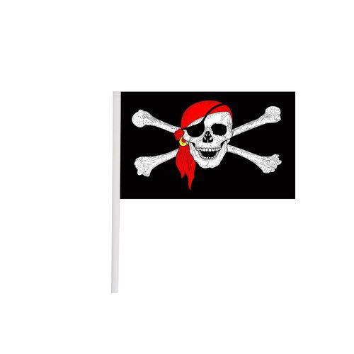 Багт наадам - Далайн дээрэмчний далбаа