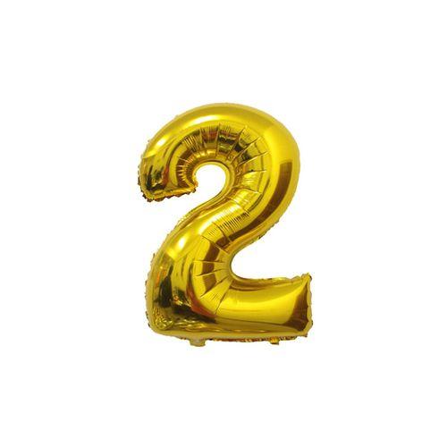 Төрсөн өдрийн чимэглэл - 2 тоо