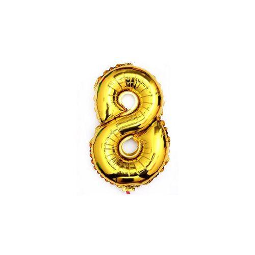 Төрсөн өдрийн чимэглэл - 8 тоо