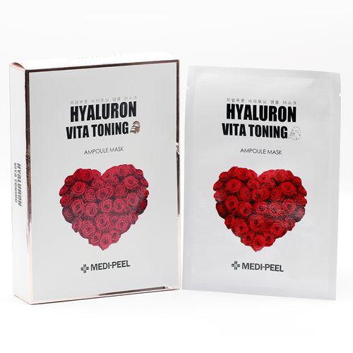 HYALURON VITA TONING AMPOULE MASK SHEET