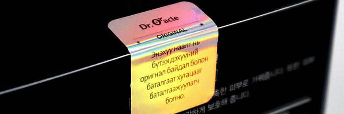 Dr. Oracle албан ёсны борлуулалтын стандартыг шинэчилж байна