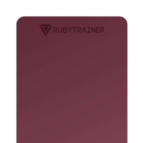 Ruby Trainer дасгалын гудас