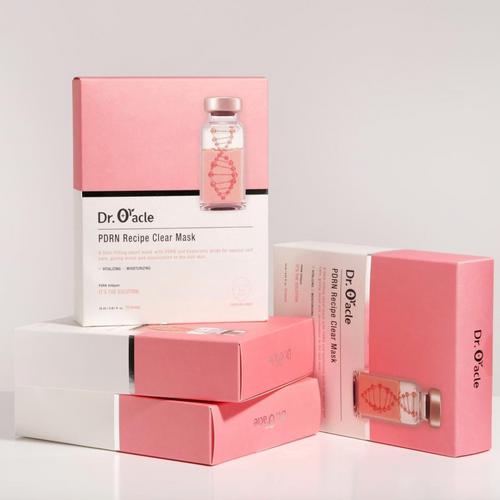 PDRN Recipe Cleat Mask BOX