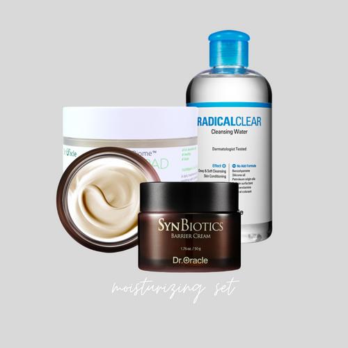 moisturizing set