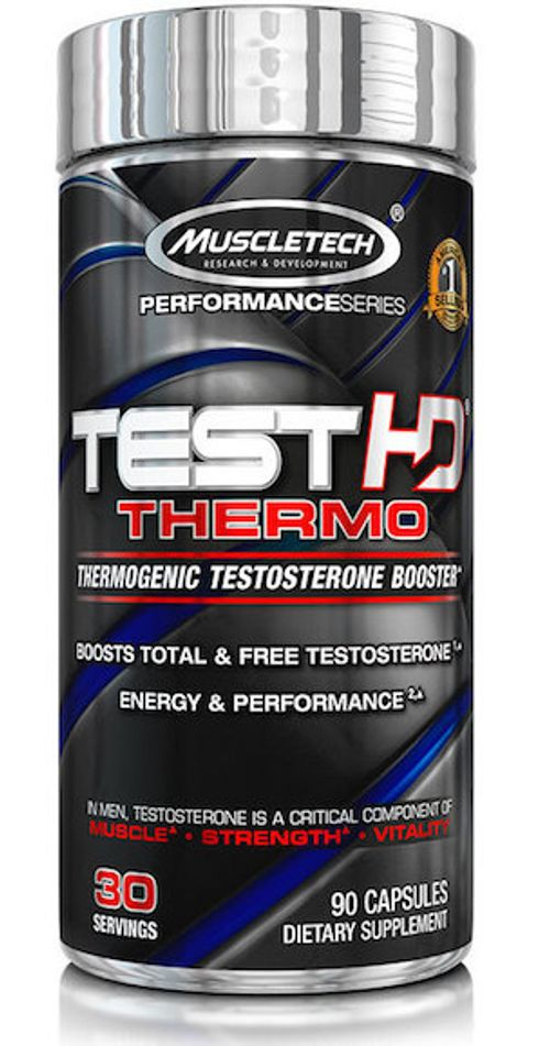 TEST HD® THERMO - Muscletech