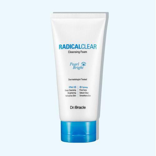 RADICALCLEAR Cleansing Foam - Pearl Bright 120ml