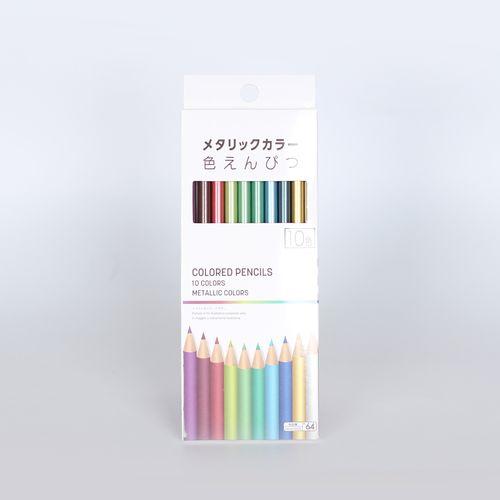 Өнгийн харандаа 10 өнгөтэй