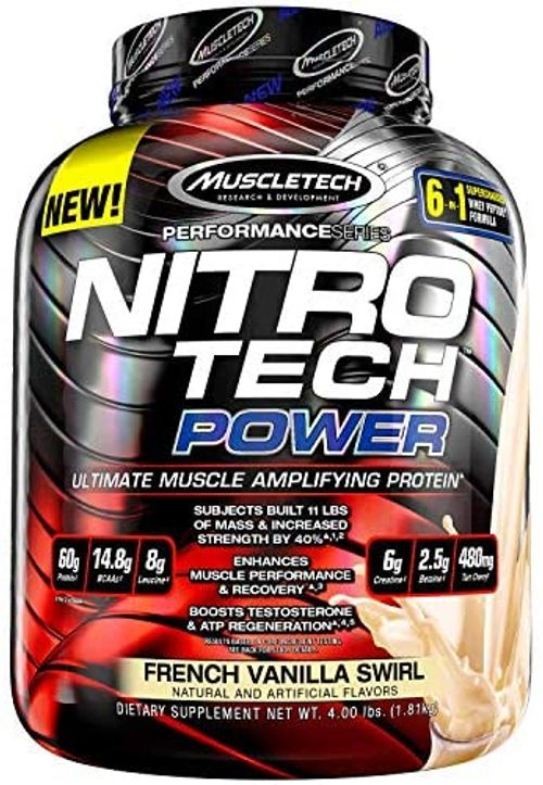 Nitro Tech Power Vanilla