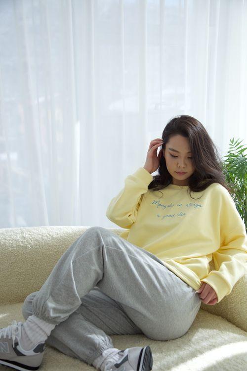 Travel Pastel Sweatshirt