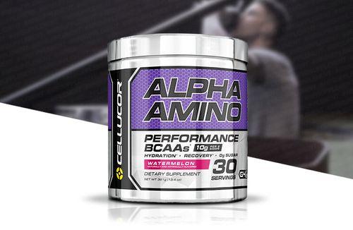 Aplha Amino